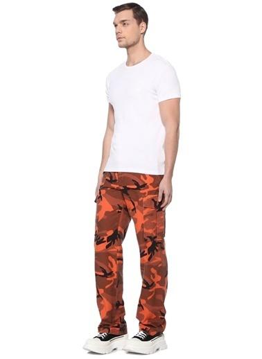 McQ Alexander McQueen Pantolon Oranj